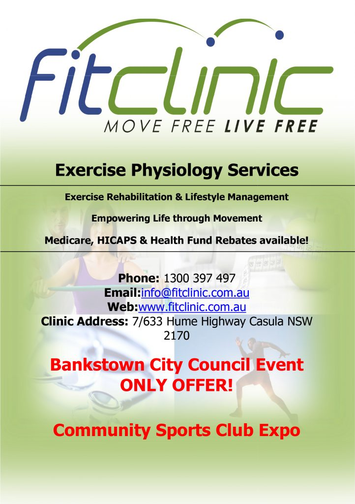fit clinic exclusive offers