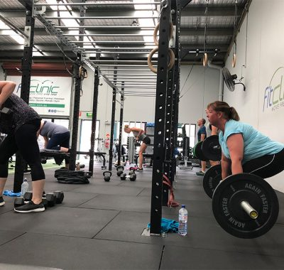 Fit clinic | Sydney Gym | Exercise Professionals | Rehabilitation Training