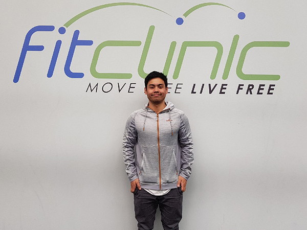 Josel Peralta | Fit Clinic