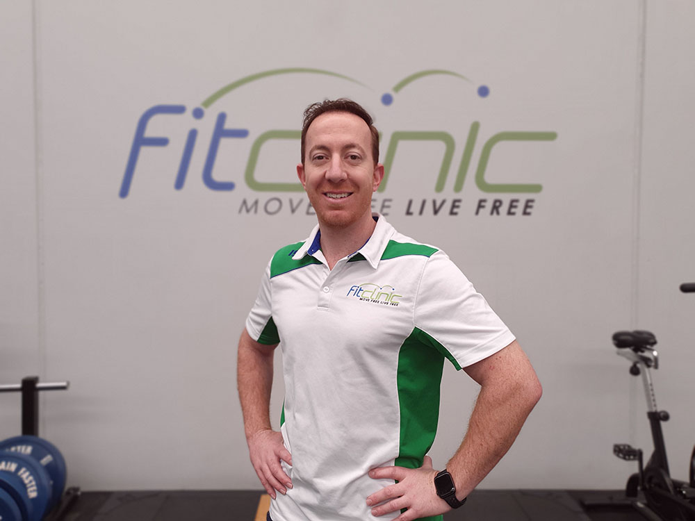 Aaron king | Fit Clinic | Fitness Programs | Rehabilitation Training