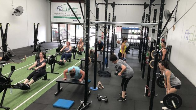 Fit Clinic | Sydney Gym | Rehabilitation Training | Personal Training