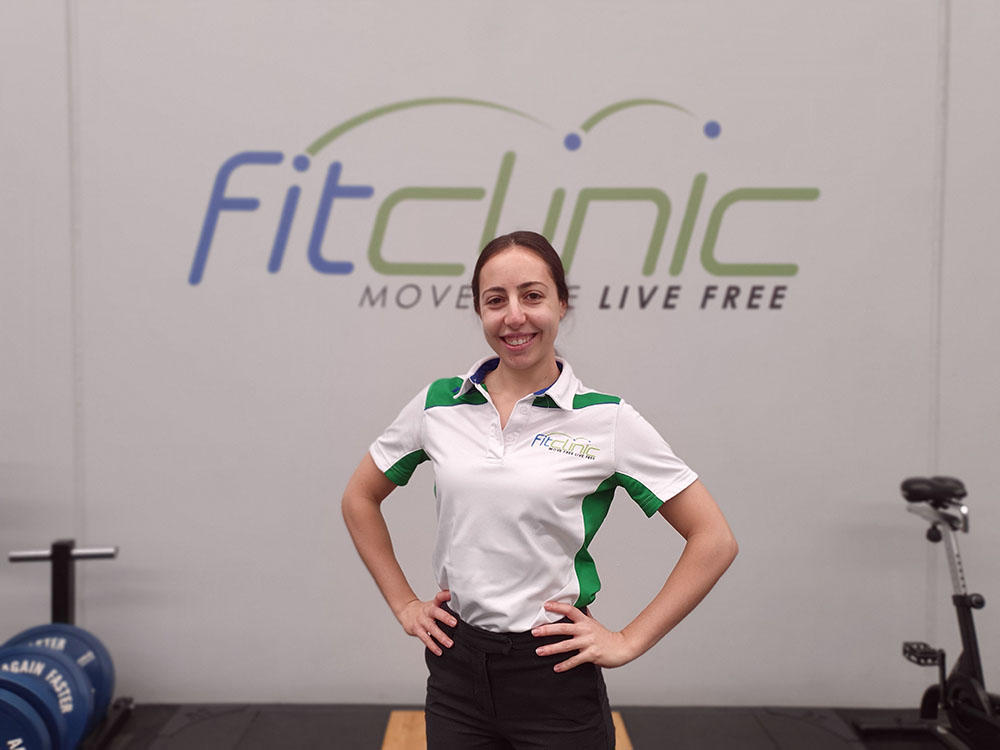 Jessica Lo Proto | Fit Clinic | Return To Function | Athlete Development | Rehabilitation Training
